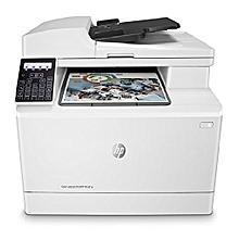 imprimante multifonctions - laserjet pro m181fw couleur t6b71a -  blanc