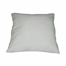 coussin lola, beige -  dim 43x43 cm- imperméable, idéal pour l'extérieur