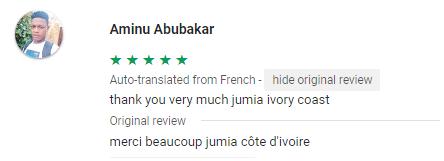 Jumia app ci