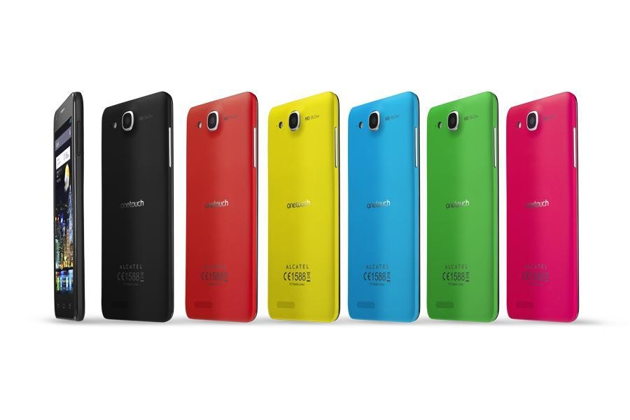 IDOL 3 smartphone size