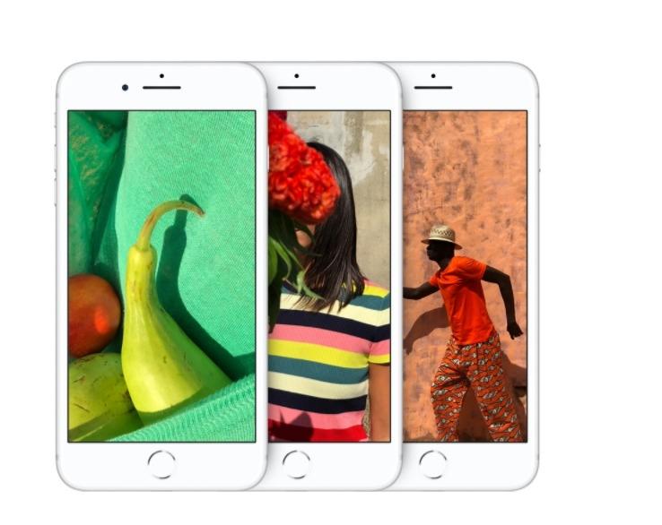 3b5a11c3605f0c L iPhone 8 se dote d un appareil photo 12 Mpx plus avancé. Avec un capteur  plus grand et plus rapide. Un nouveau filtre couleur. Des pixels plus  profonds.