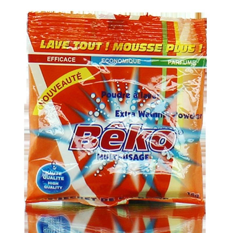 Image result for Détergent en poudre, BEKO