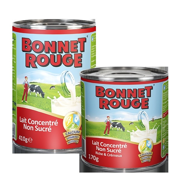 Image result for Bonnet rouge, lait