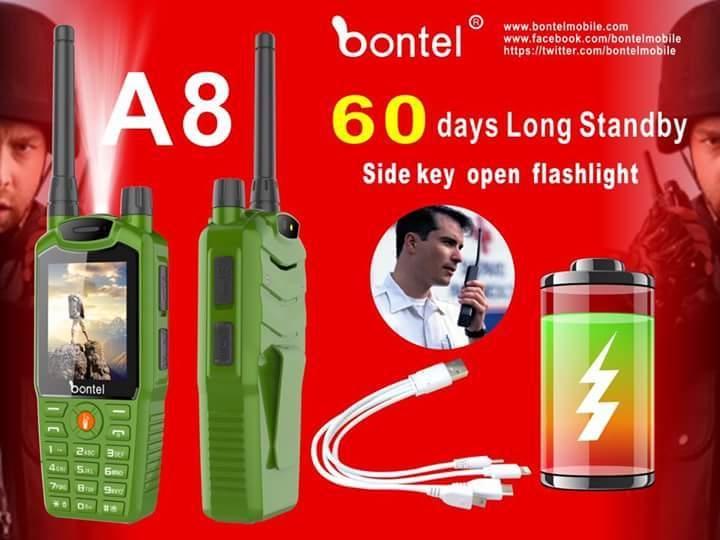 Image result for Téléphone Bontel A8