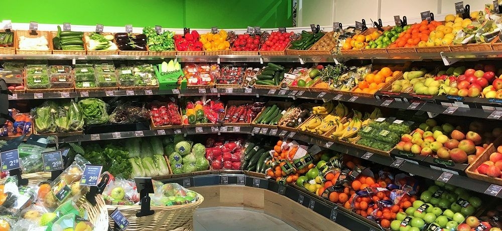 Image result for supermarché