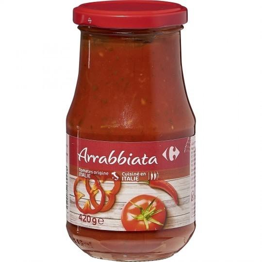 Sauce Arrabbiata CARREFOUR