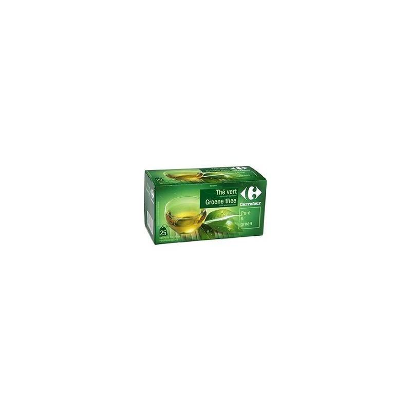 Carrefour Sachets De Thé Vert - X25 - Prix pas cher | Jumia CI