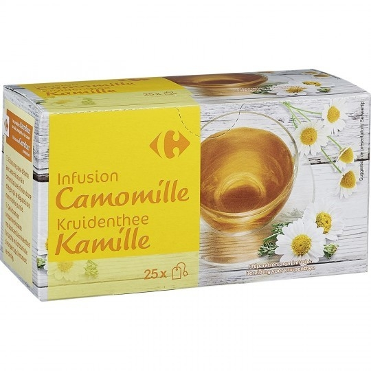 Infusion camomille CARREFOUR