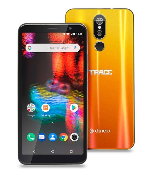 Danew x Trace Smartphone Trace One T-one