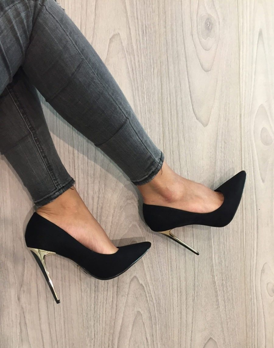 Image result for escarpin bout pointu