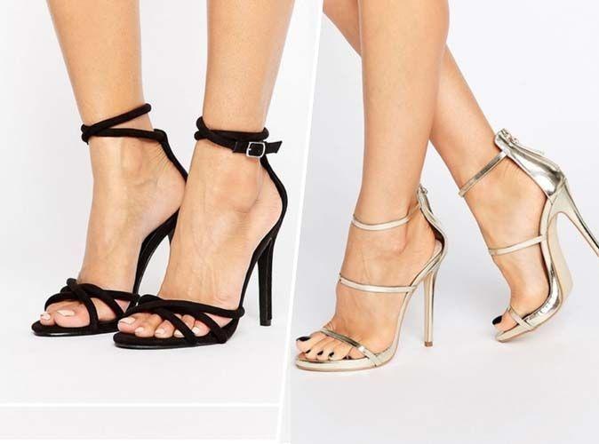 Image result for sandales à talons