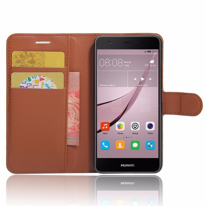 PU Leather Back Cover Phone Case For Huawei Nova CAN-L11 CAN-L12 CAN-L01 CAN-L02 CAN-L03 CAN-L13 CAZ-AL10 Case 5.0 Inch Flip Bag (15)