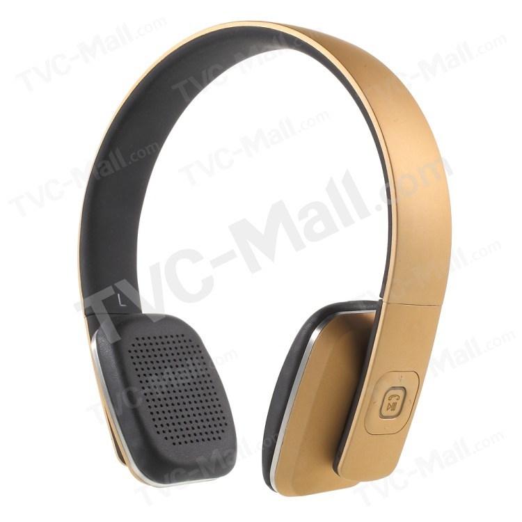 QC35 Sans Fil Bluetooth 4.1 Stéréo Écouteurs Intra-auriculaires Avec Micro - Couleur Or-1