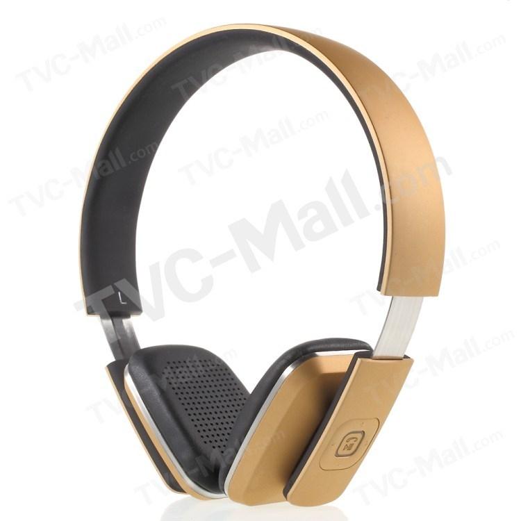 QC35 Sans Fil Bluetooth 4.1 Stéréo Écouteurs Intra-auriculaires Avec Micro - Couleur Or-7