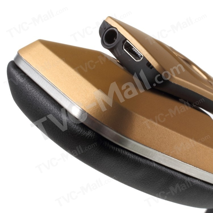 QC35 Sans Fil Bluetooth 4.1 Stéréo Écouteurs Intra-auriculaires Avec Micro - Couleur Or-11