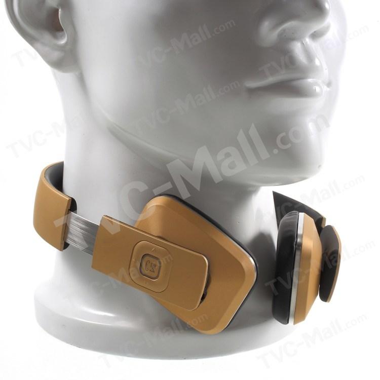 QC35 Sans Fil Bluetooth 4.1 Stéréo Écouteurs Intra-auriculaires Avec Micro - Couleur Or-4