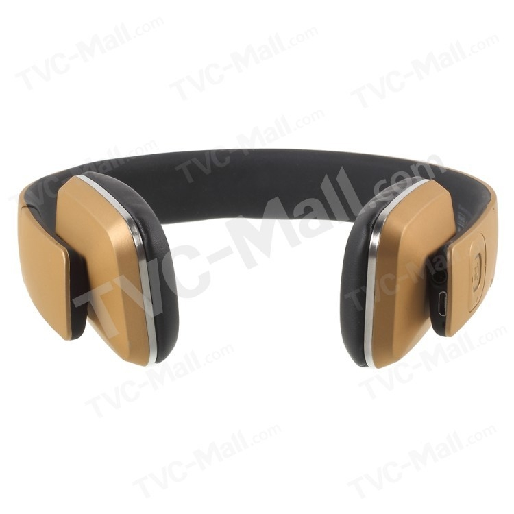 QC35 Sans Fil Bluetooth 4.1 Stéréo Écouteurs Intra-auriculaires Avec Micro - Couleur Or-8