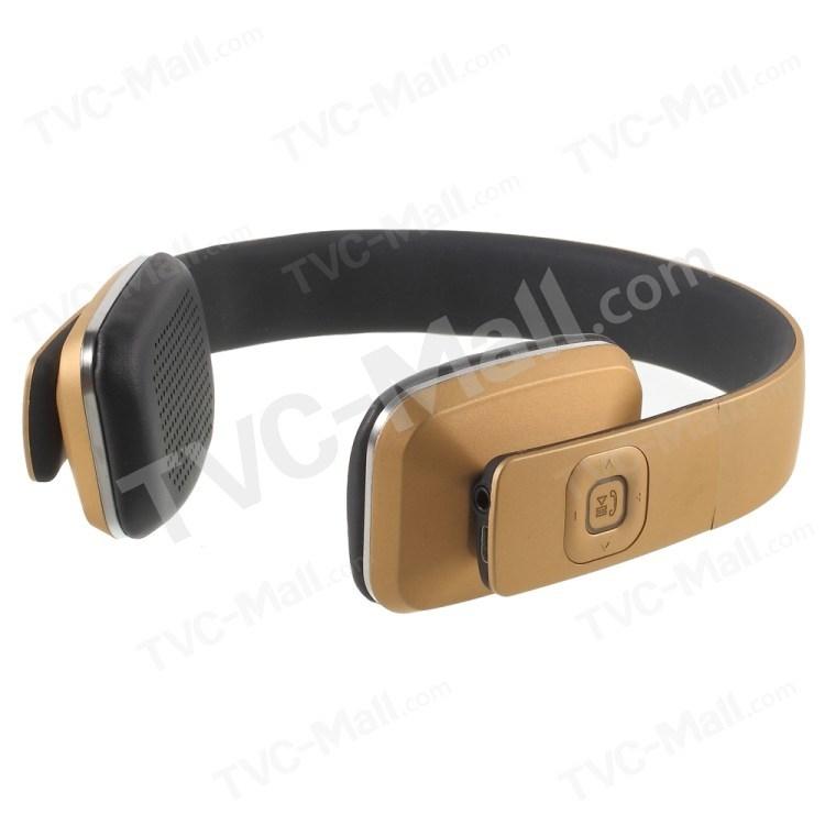 QC35 Sans Fil Bluetooth 4.1 Stéréo Écouteurs Intra-auriculaires Avec Micro - Couleur Or-9