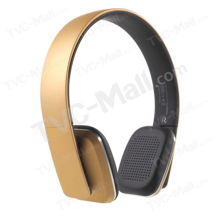 QC35 Sans Fil Bluetooth 4.1 Stéréo Écouteurs Intra-auriculaires Avec Micro - Couleur Or-6