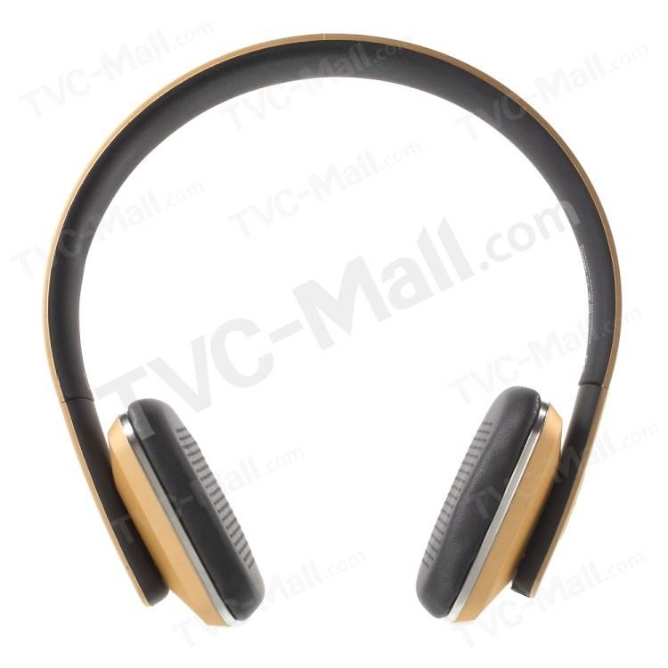 QC35 Sans Fil Bluetooth 4.1 Stéréo Écouteurs Intra-auriculaires Avec Micro - Couleur Or-2