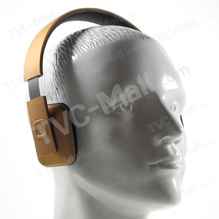 QC35 Sans Fil Bluetooth 4.1 Stéréo Écouteurs Intra-auriculaires Avec Micro - Couleur Or-3