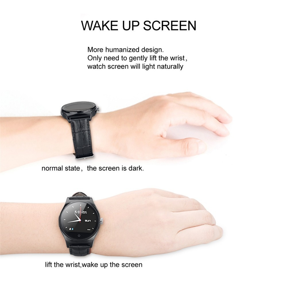 Hot RWATCH R11 Smart Watch Infrared Remote Controller Heart Rate Calls SMS Sedentary Reminder BT Music Pedometer for Android IOS25