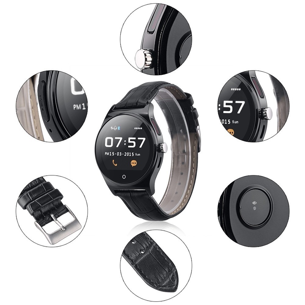 Hot RWATCH R11 Smart Watch Infrared Remote Controller Heart Rate Calls SMS Sedentary Reminder BT Music Pedometer for Android IOS13