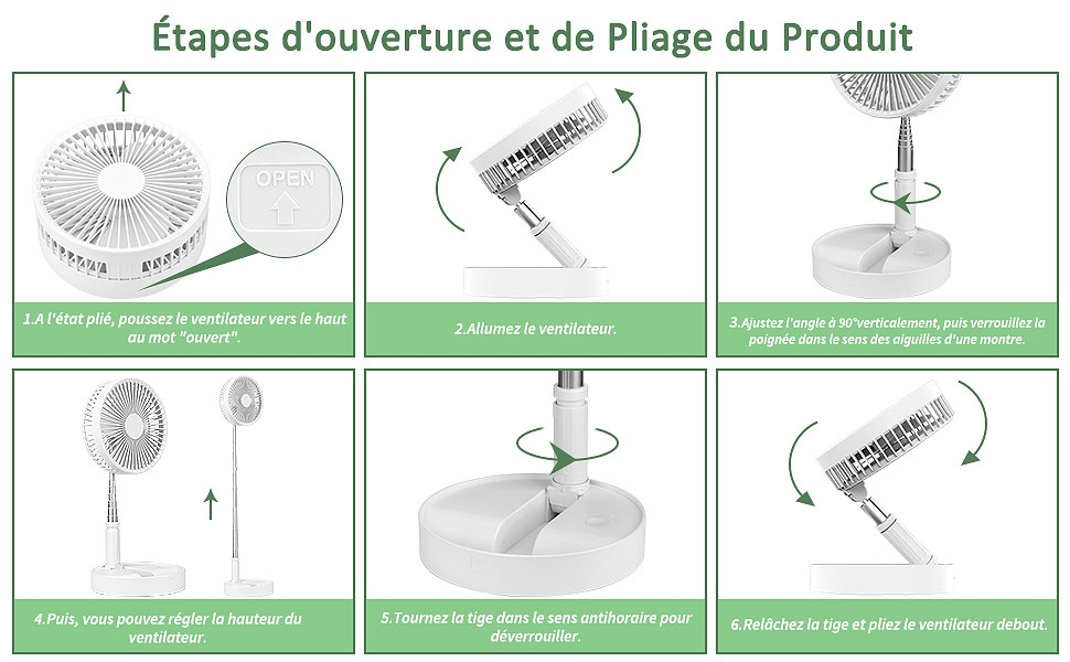 ventilateur portable