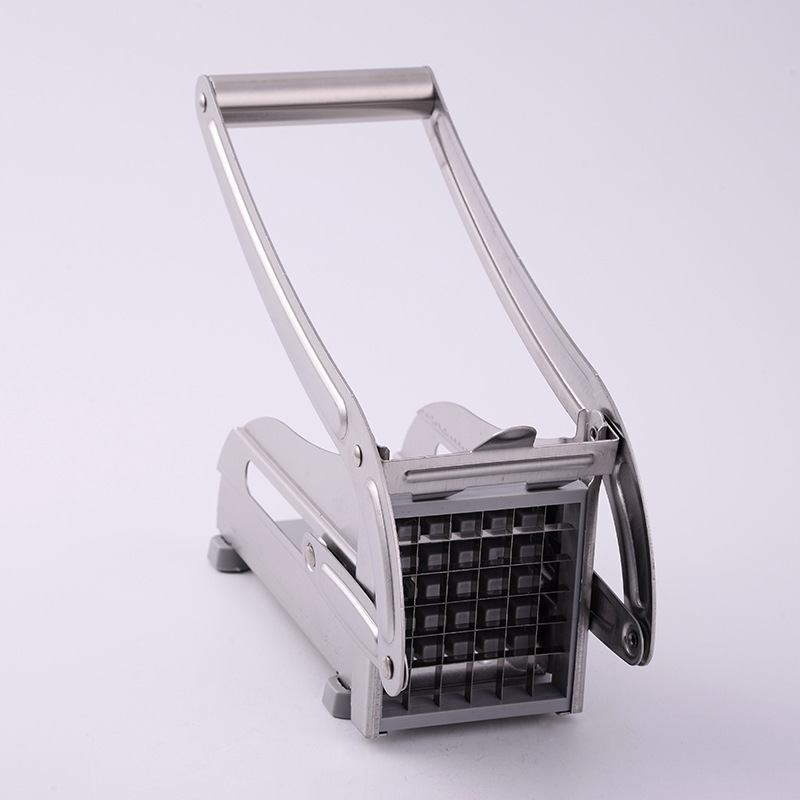 Professional Homemade Stainless Steel Potato Chipper French Fry Cutter