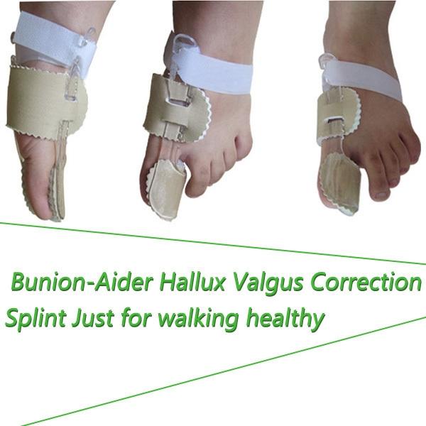 Profoot Bunion Regulator Hallux Valgus Correction Splint