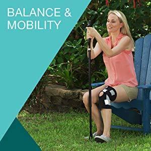 Équilibre et mobilité