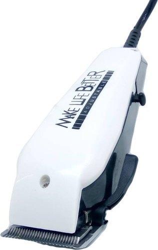 White Gemie Professional Hair Clipper GM-1022