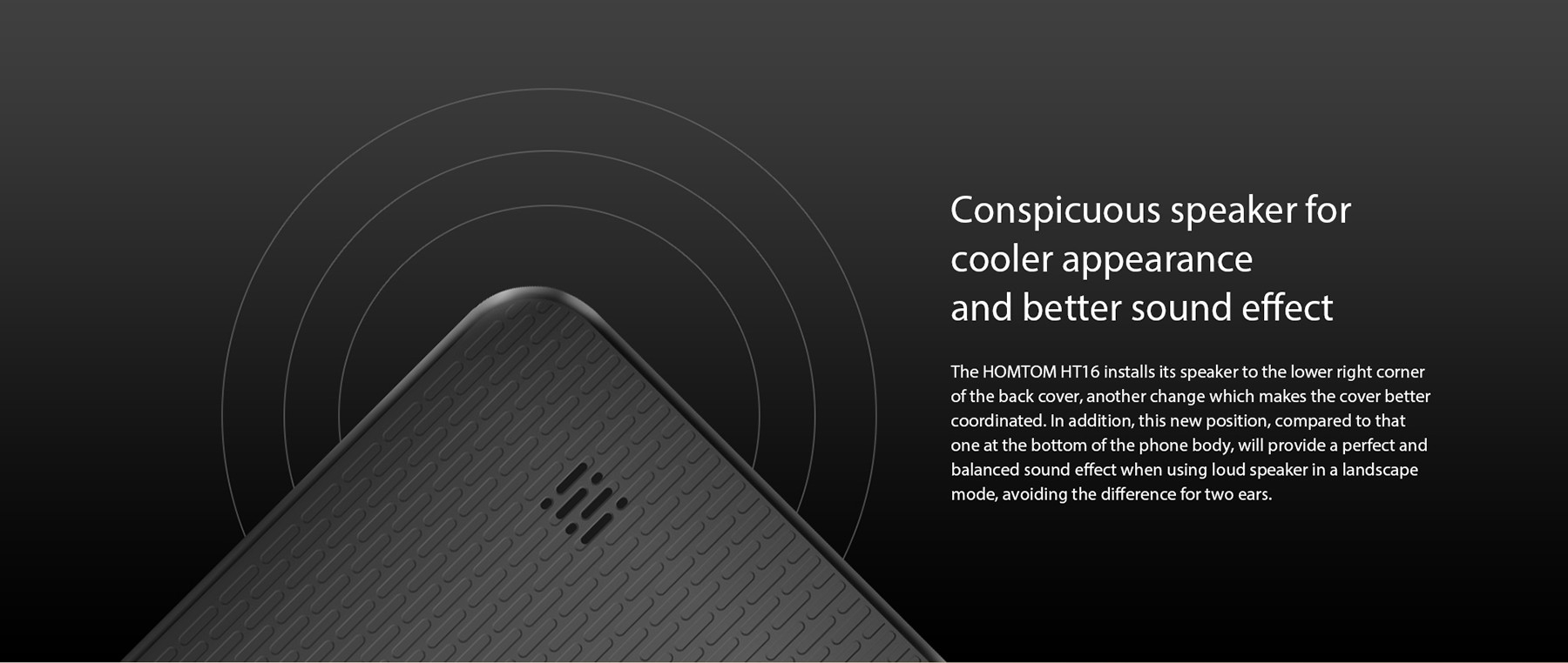 Homtom HT16 Android 6.0 5.0 inch 3G Smartphone MTK6580 Quad Core 1.3GHz 1GB RAM 8GB ROM Wakeup Gesture GPS A-GPS Bluetooth 4.0