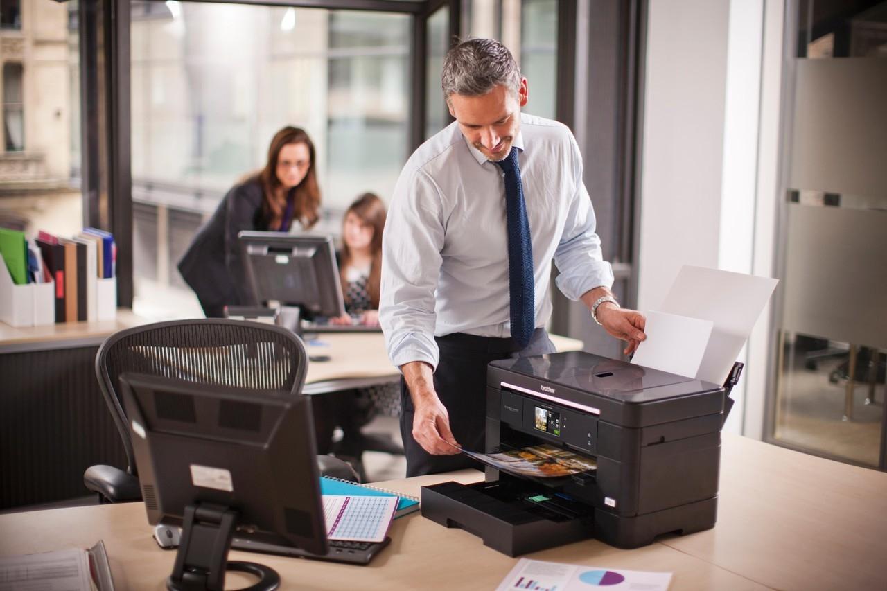 Résultat d'image pour Imprimante au travail