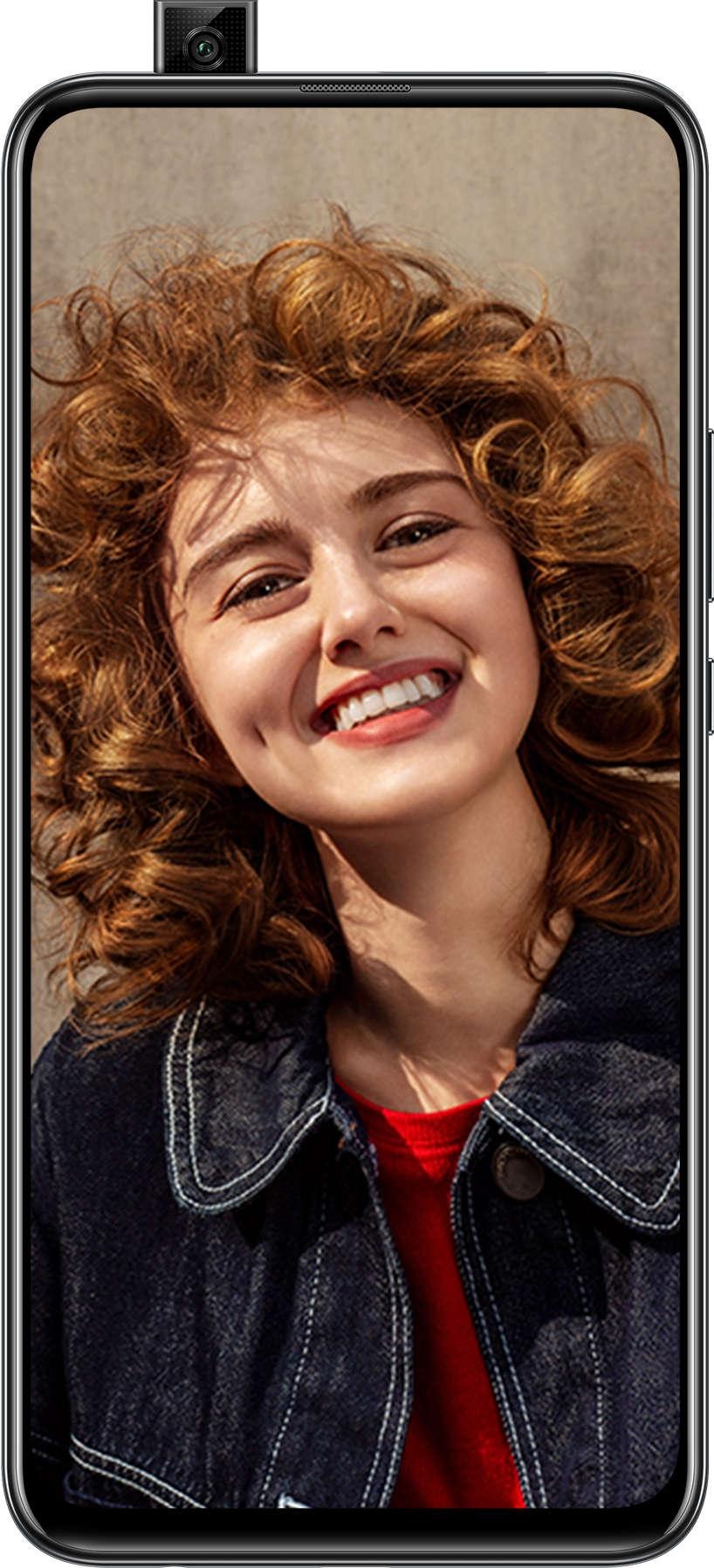 huawei y9 prime 2019 ai selfie caméra frontale