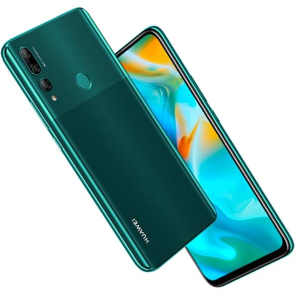 huawei y9 prime 2019 retour design couleur vert