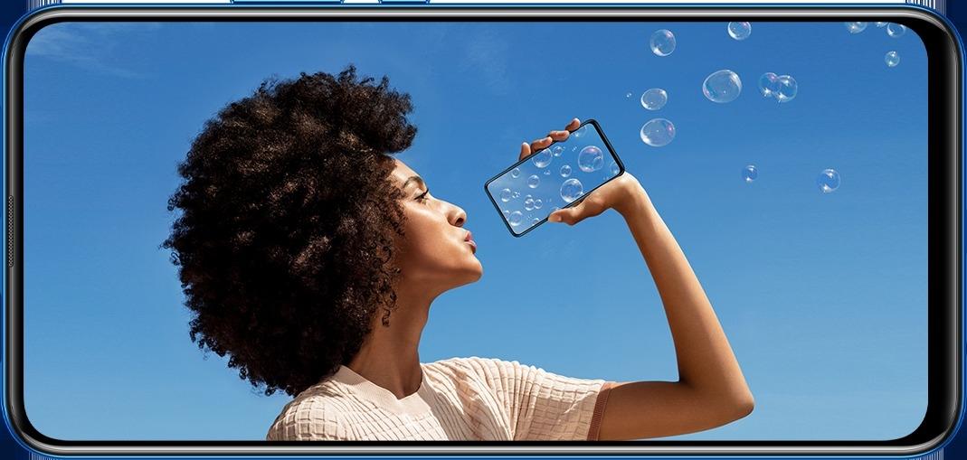 Huawei Y9 Prime 2019 Ultra FullView affichage