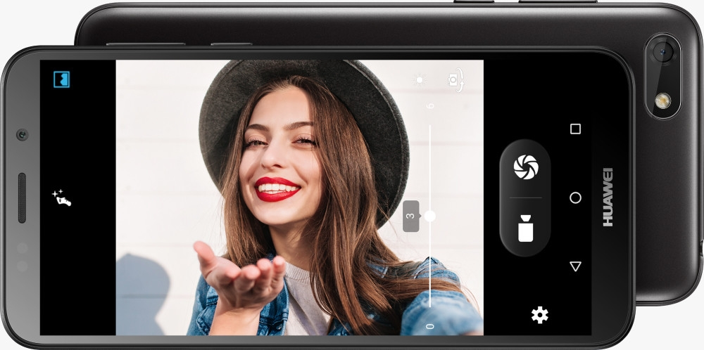 Huawei Caméra Selfie