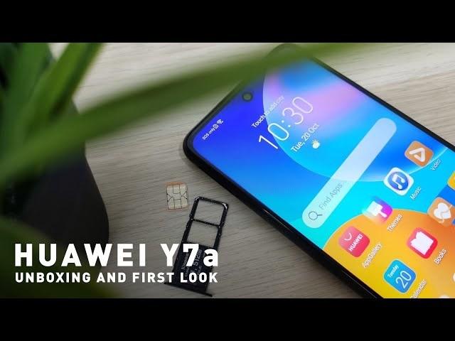 Huawei Y7a Fiche technique et caractéristiques, test, avis - PhonesData