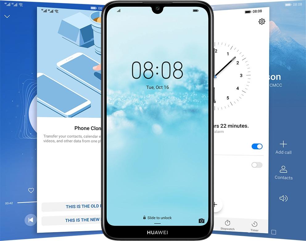 Huawei Y6 2019 EMUI 9.0
