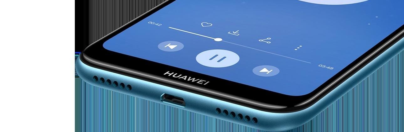 Huawei Y6 2019 Historique 5.0
