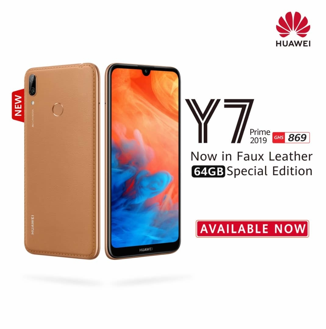 Image result for huawei y7 prime 2019  amber brown