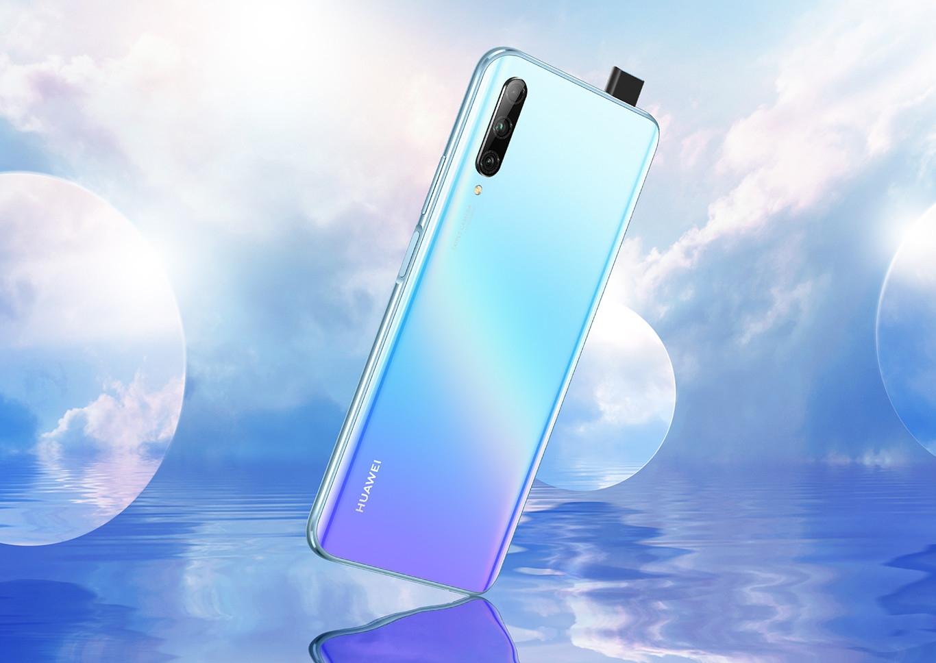 Huawei y9s couleur