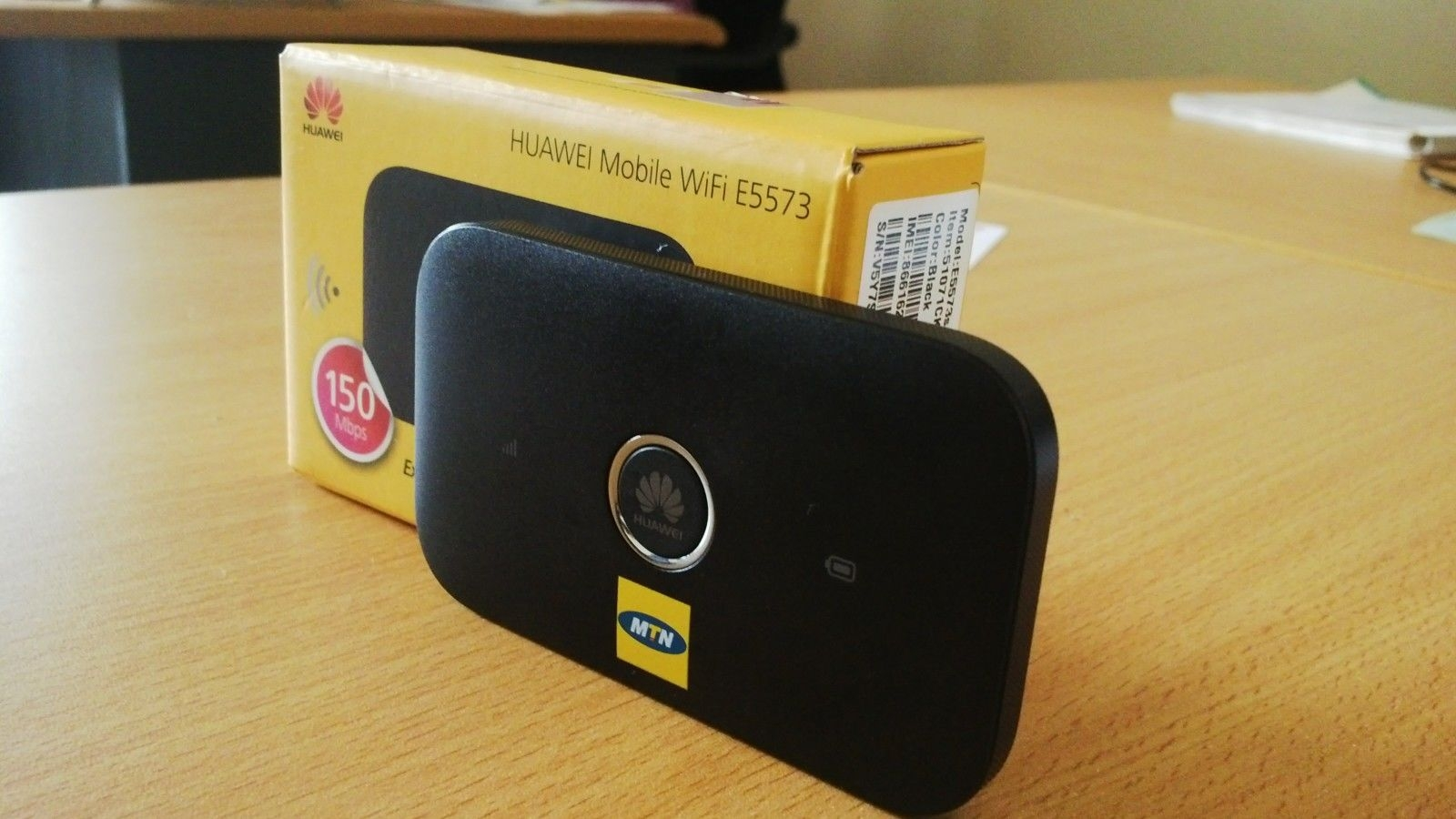 Image result for mtn WIFI POCKET E5573S-156