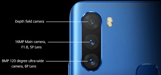 Image result for infinix note 6 camera