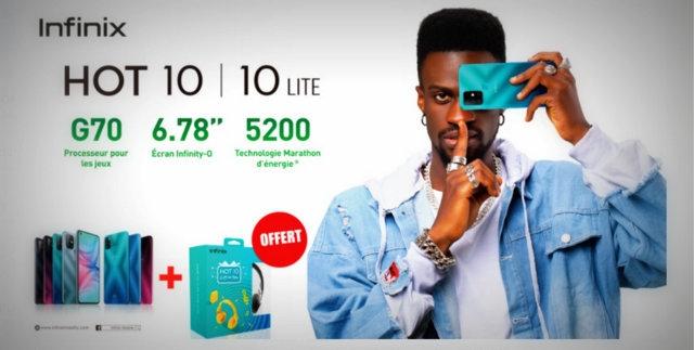 Le Infinix HOT 10 débarque avec des champs de possibilités illimitées –  Aboukam.Net - Le meilleur de l'écosystème du numérique en Afrique