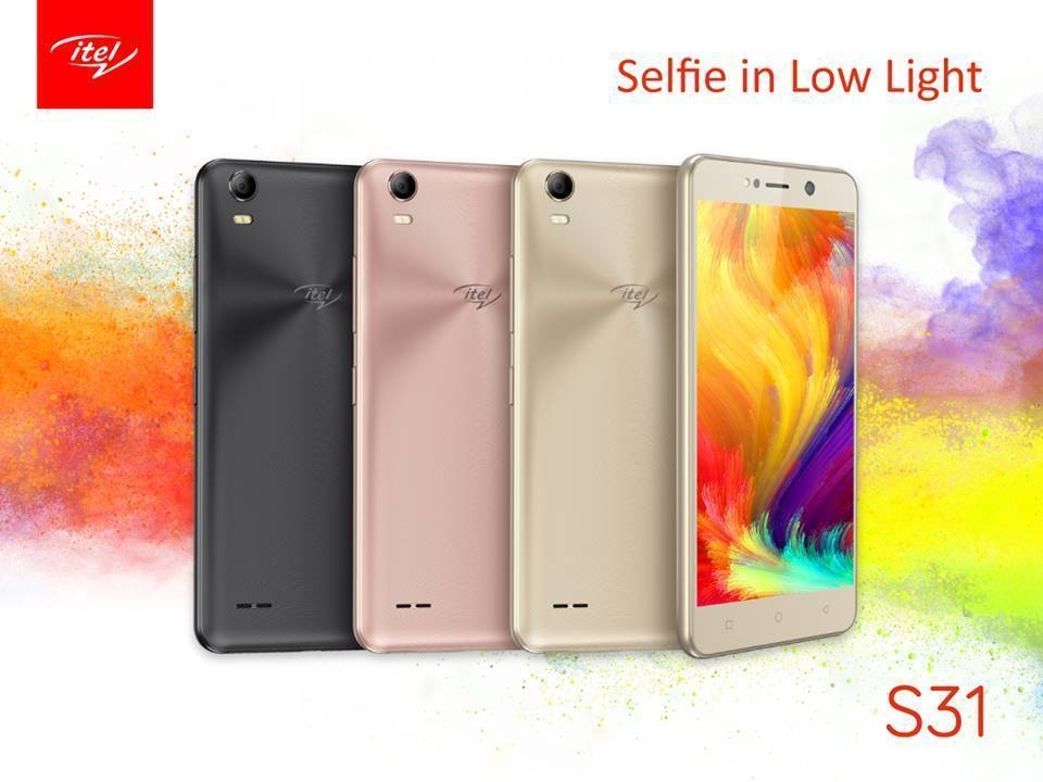 Image result for ITEL S31