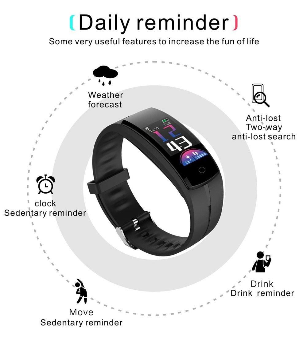 130352-fitness tracker smart wristband-13