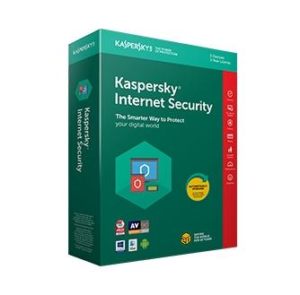Résultat d'image pour kaspersky lab internet security 2018 1utilisateur (s) 1 an (s) licence complète allemand