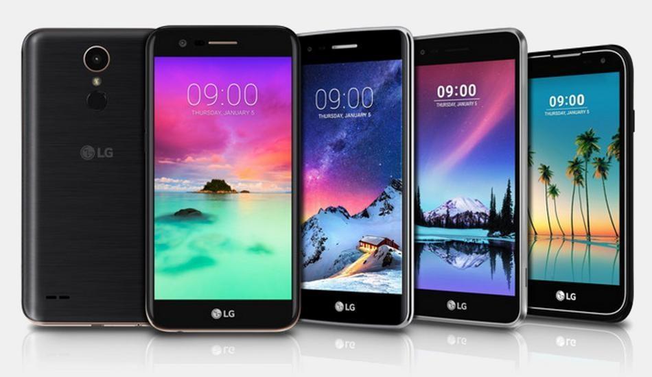 Image result for LG K4 2017